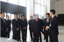 省商务厅一级巡视员李志胜莅临诺维兰汽车文化广场调研